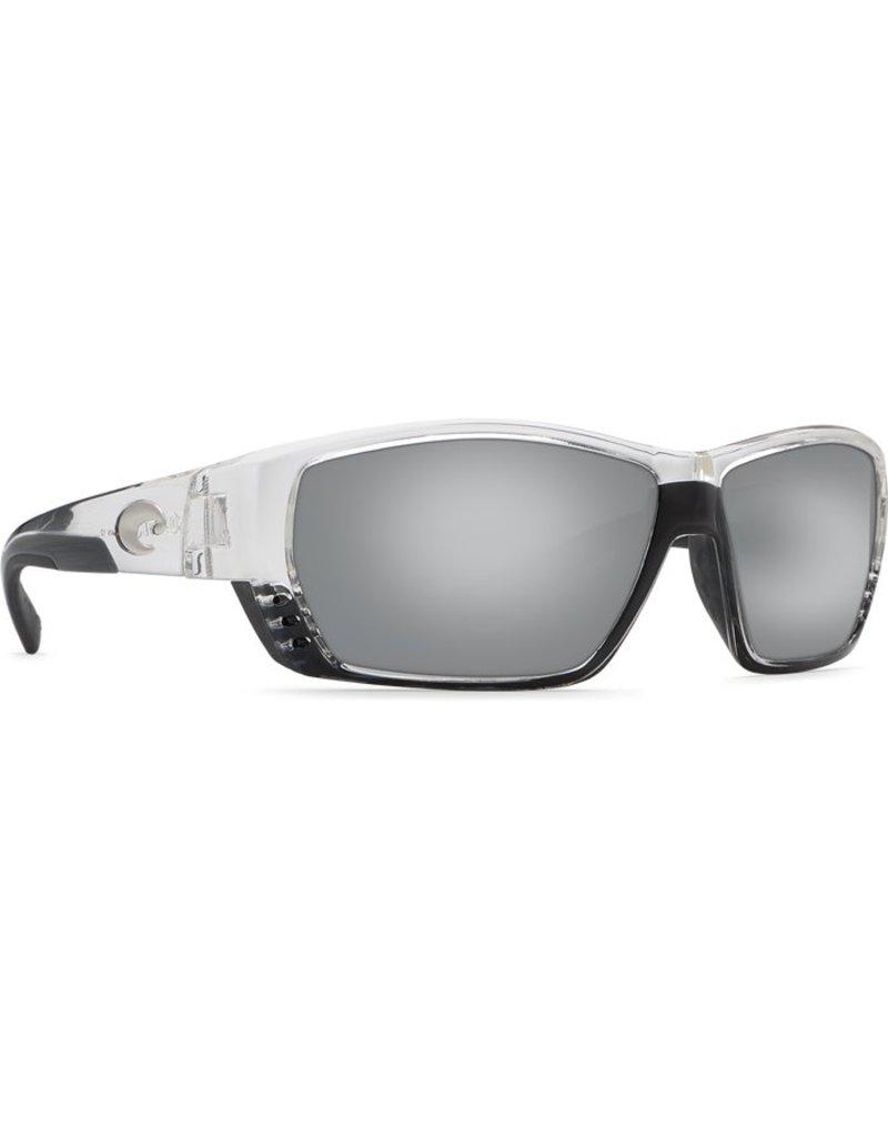 Costa Costa Tuna Alley 580P Crystal Frame / Silver Mirror