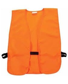 Allen Adult Orange Safety Vest