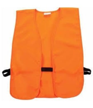 Allen Company Allen Adult Orange Safety Vest