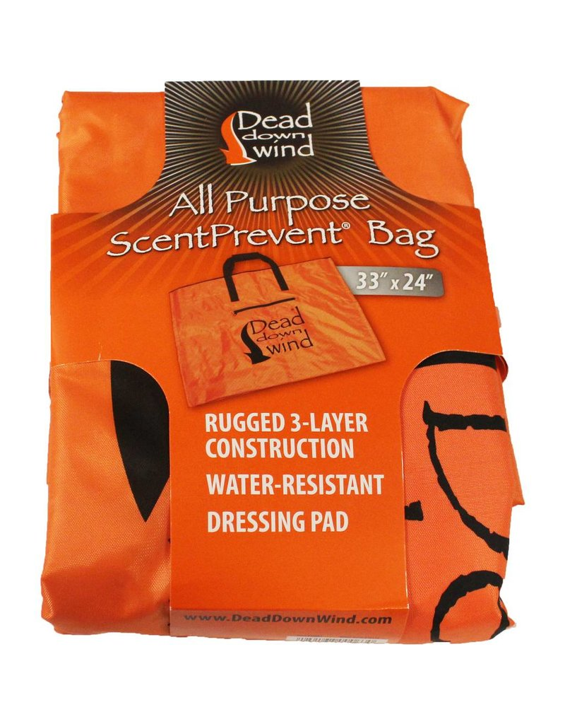 DDW All Purpose Scent Control Bag