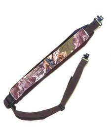 Butler Creek Comfort Stretch Sling w/ Swivels Mossy Oak Obsession