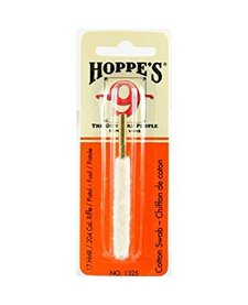 Hoppe's Cleaning Swab .17/.204