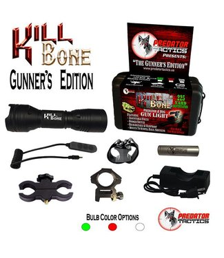 Predator Tactics KillBone Gunner's Edition