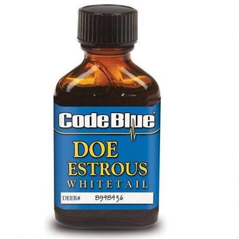 Code Blue Whitetail Doe Estrus