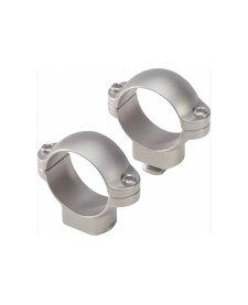 "Leupold STD 1"" Medium Rings Silver"