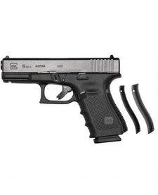 Glock G19 Gen4 9mm Black
