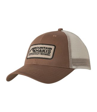 Mountain Khakis Mountain Khakis Soul Patch Trucker Cap