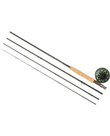 Redington Path Rod Outfit 4PC w/Reel