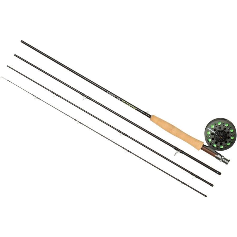 Redington Redington Path Rod Outfit 4PC w/Reel