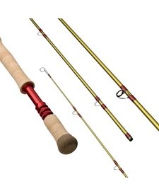 Sage Pike Rod 4 PC