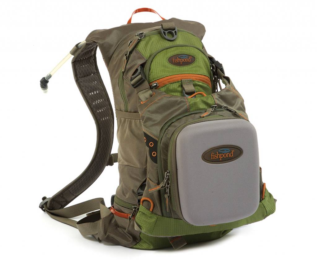 Fishpond Fishpond Oxbow Chest/Backpack - Cutthroat Green