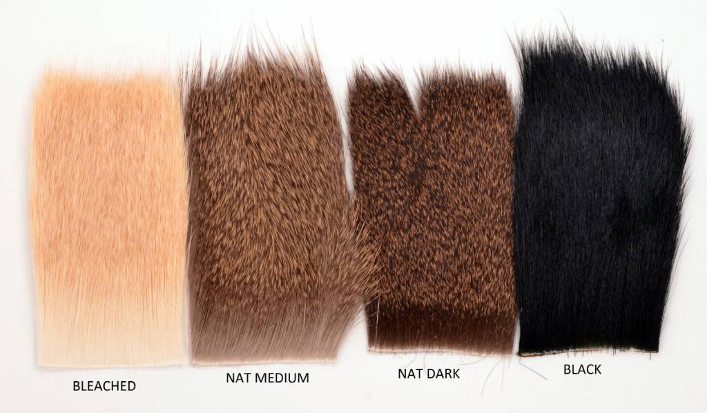 Dark Coastal Deer Hair