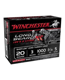"Winchester Long Beard XR 20ga 3"" 5#"