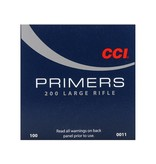 CCI CCI Large Rifle Primers No. 200 100ct