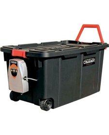 Scent Crusher Gear Tote 40gal + Ozone Generator