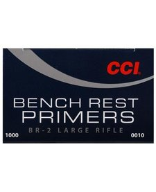 CCI Large Rifle Primers BR-2 100ct