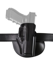 Safariland 5198 Open Top Concealment Paddle/Belt Loop Holster w/ Detent