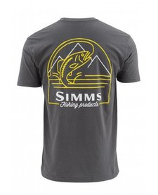 Simms Weekend Trout SS Tee