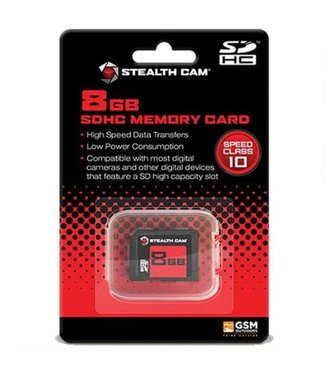 Stealth Cam 8GB SDHC Memory Card 1pk