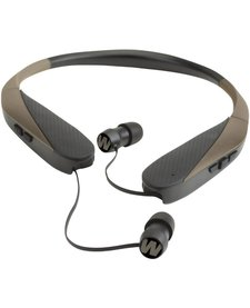 Walker's Razor XV Neck Hearing Enhancement/Retractable Ear Buds w/ Bluetooth