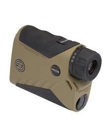 Sig Sauer KILO2400 Applied Ballistics System Laser Range Finding Monocular 7x25mm, FDE