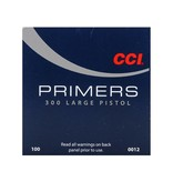 CCI CCI Large Pistol Primers No. 300 100ct