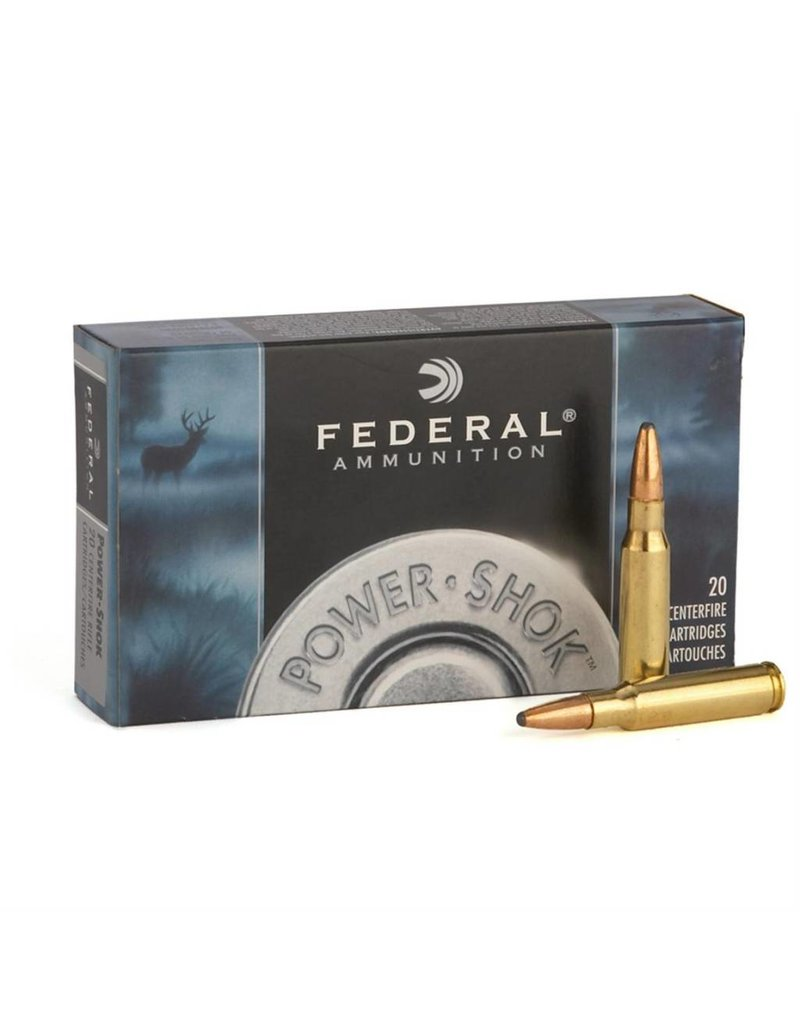 Federal Federal Power-Shok 243 Win 100gr SP