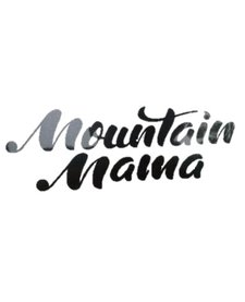 Loving WV Mountain Mama Decal