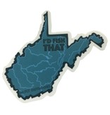 McFly Outdoors WV Fish That Decal