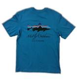 Patagonia Patagonia Men's Fitz Roy Trout Cotton Tee w/McFly Logo