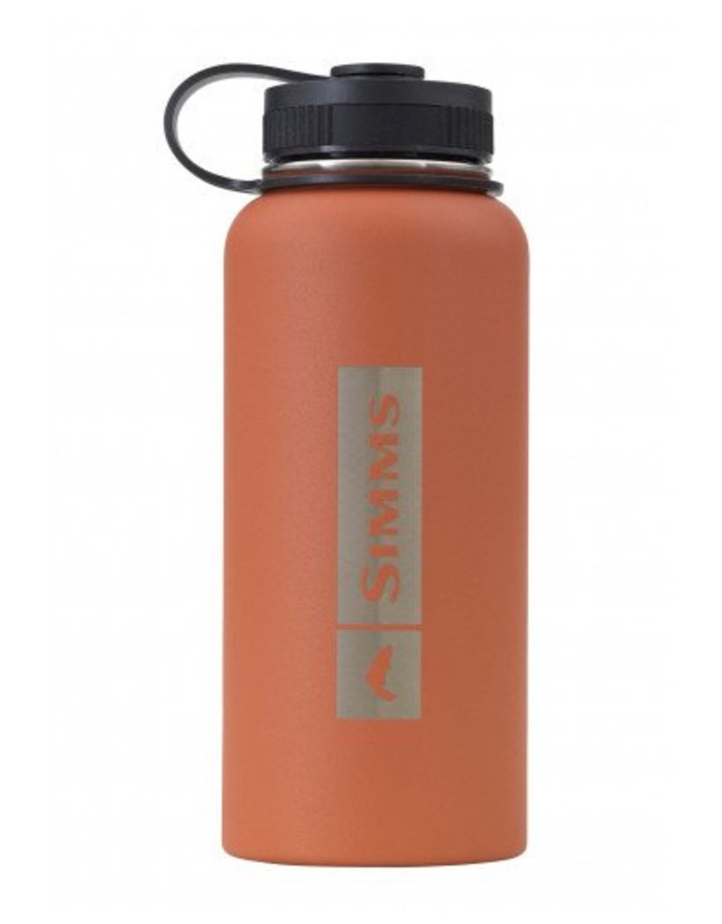 Simms Simms Headwaters Insulated Bottle 32oz Orange