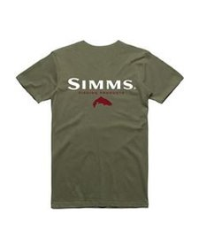 Simms Trout SS Tee