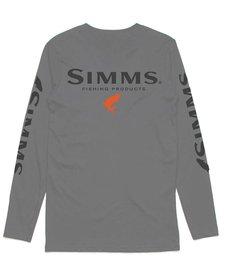 Simms Fast Tarpon Logo LS T