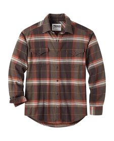 Mountain Khakis Mens Teton Flannel Shirt