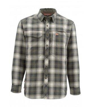 Simms Simms Mens Guide Flannel LS Shirt