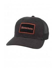 Simms High Crown Patch Trucker