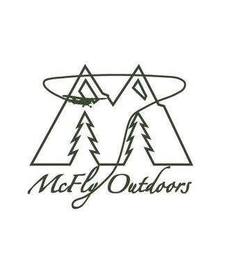 McFly Outdoors McFly Decal Small