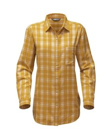The North Face Womens Boyfriend LS Shirt