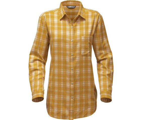 The North Face The North Face Womens Boyfriend LS Shirt