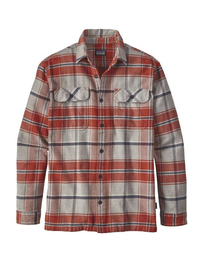 Patagonia Patagonia Mens L/S Fjord Flannel Shirt