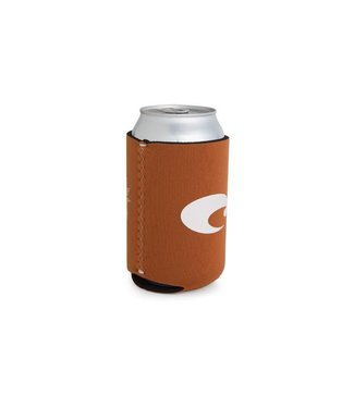 Costa Costa Coozie Classic Burnt Orange With White