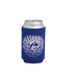 Costa Coozie Classic Royal With White