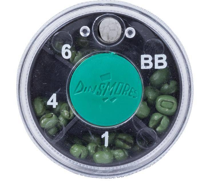 Dinsmores Green Egg 4-shot BB,1,4,6