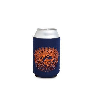 Costa Costa Coozie Classic Navy With Orang