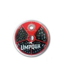 Umpqua 4-Way Split Shot Assortment
