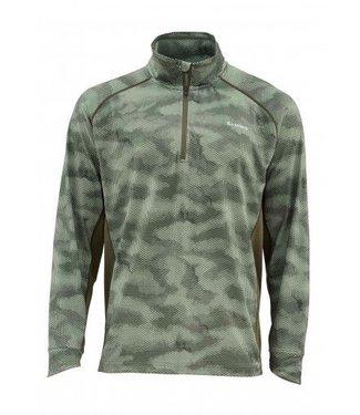 Simms Simms SolarFlex 1/2 Zip Shirt