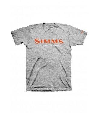 Simms Simms Logo T-Shirt
