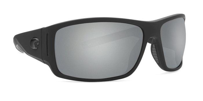 Costa Costa Cape MT Black Ultra/ Silver Mirror 580P