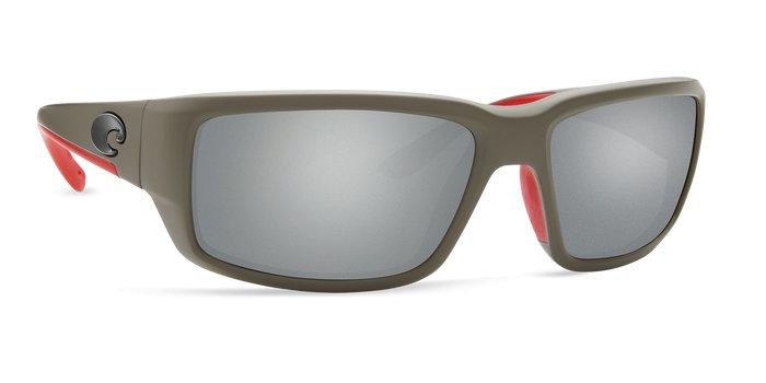 Costa Costa Fantail Race Gray/Silver Mirror 580P