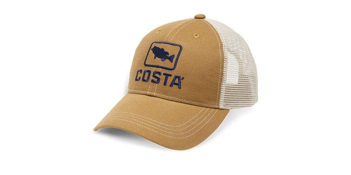 Costa Costa Bass Trucker XL Working Brown